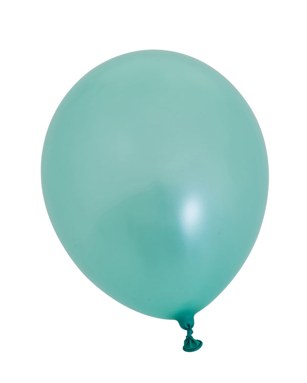 Pearl Mint Medium Balloon