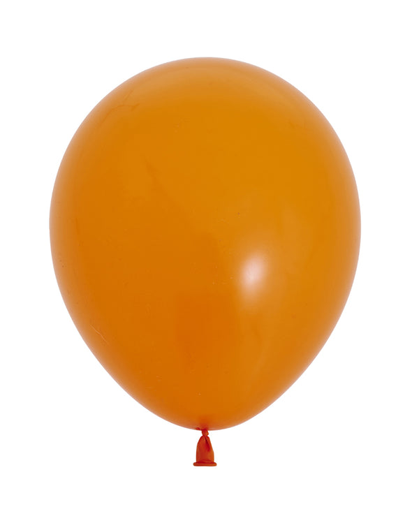 Orange Medium Balloon