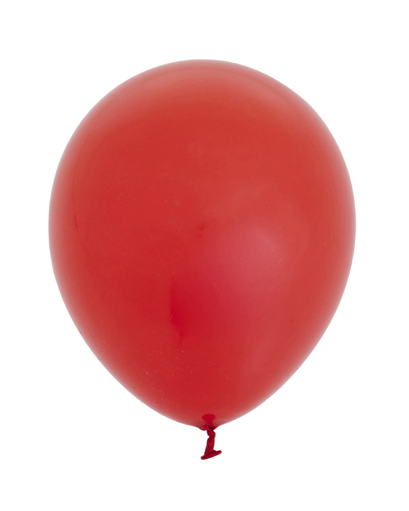Red Medium Balloon