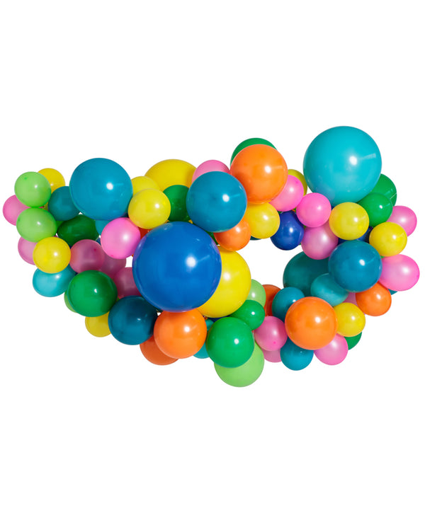 Extra Large Custom Balloon Garland