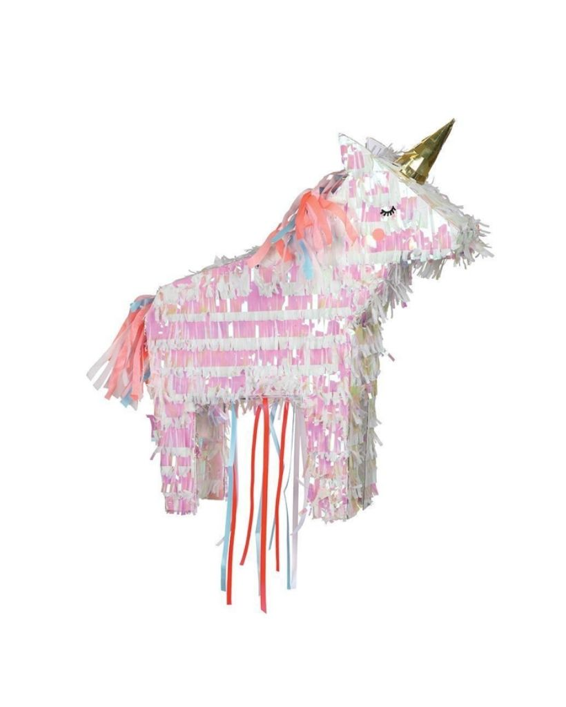 Iridescent Unicorn Pinata