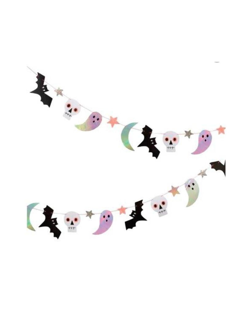 Halloween Icon Garland