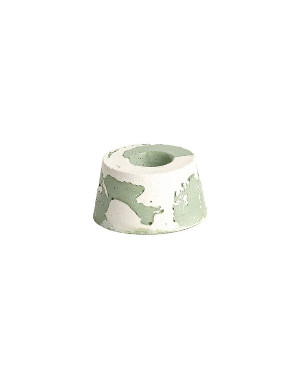 Marble Sage Candle Holder