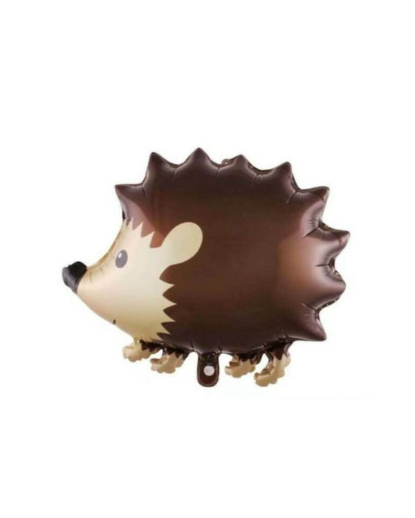 Woodland Hedgehog Foil Balloon