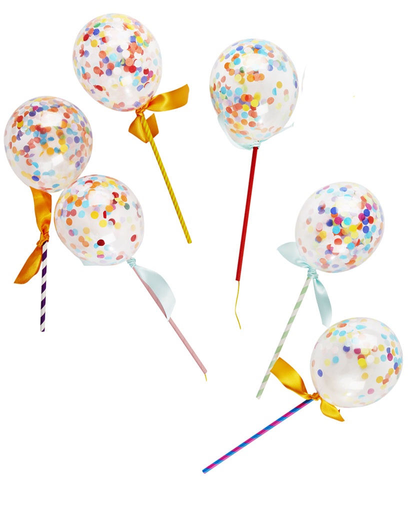 Rainbow Balloon Pops