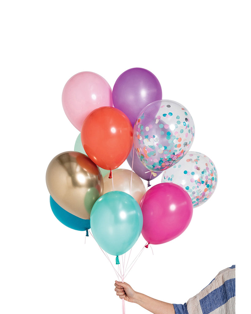 Mermaid Balloon Set