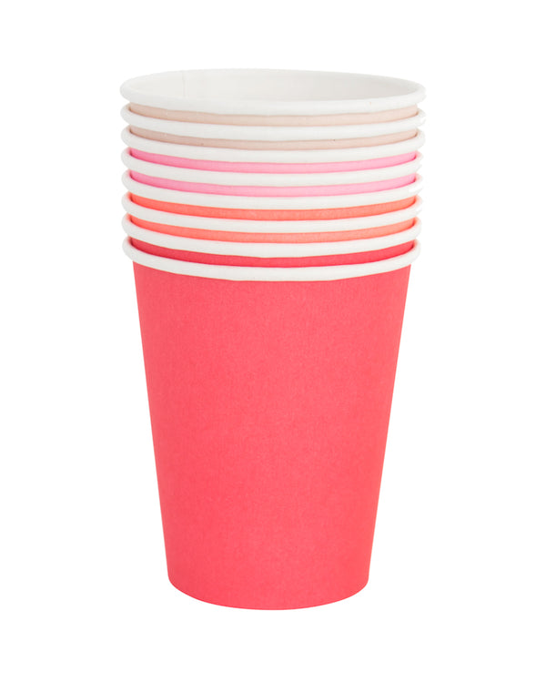 Oh Happy Day Pretty In Pink Cup Set