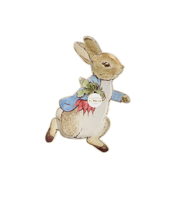 Peter Rabbit Plates