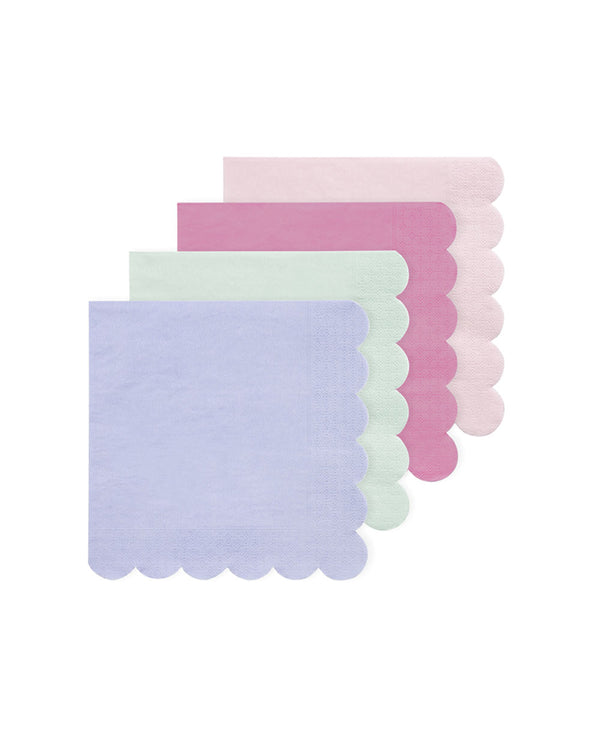 Multicolour Small Napkins