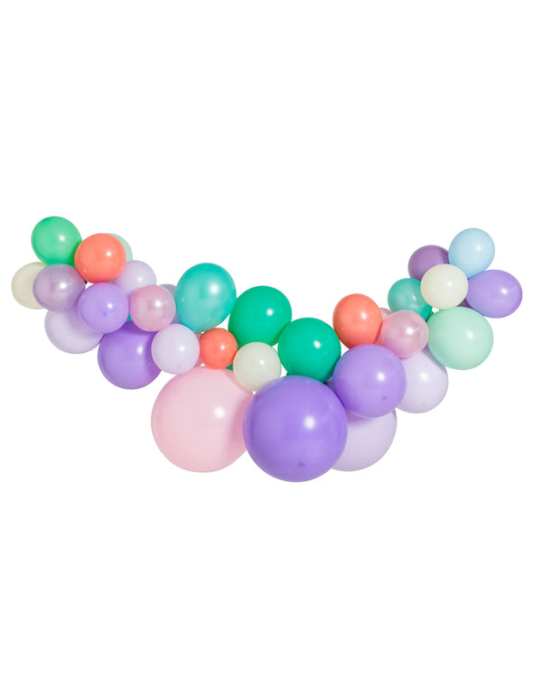 Large Fairy Tale Balloon Garland