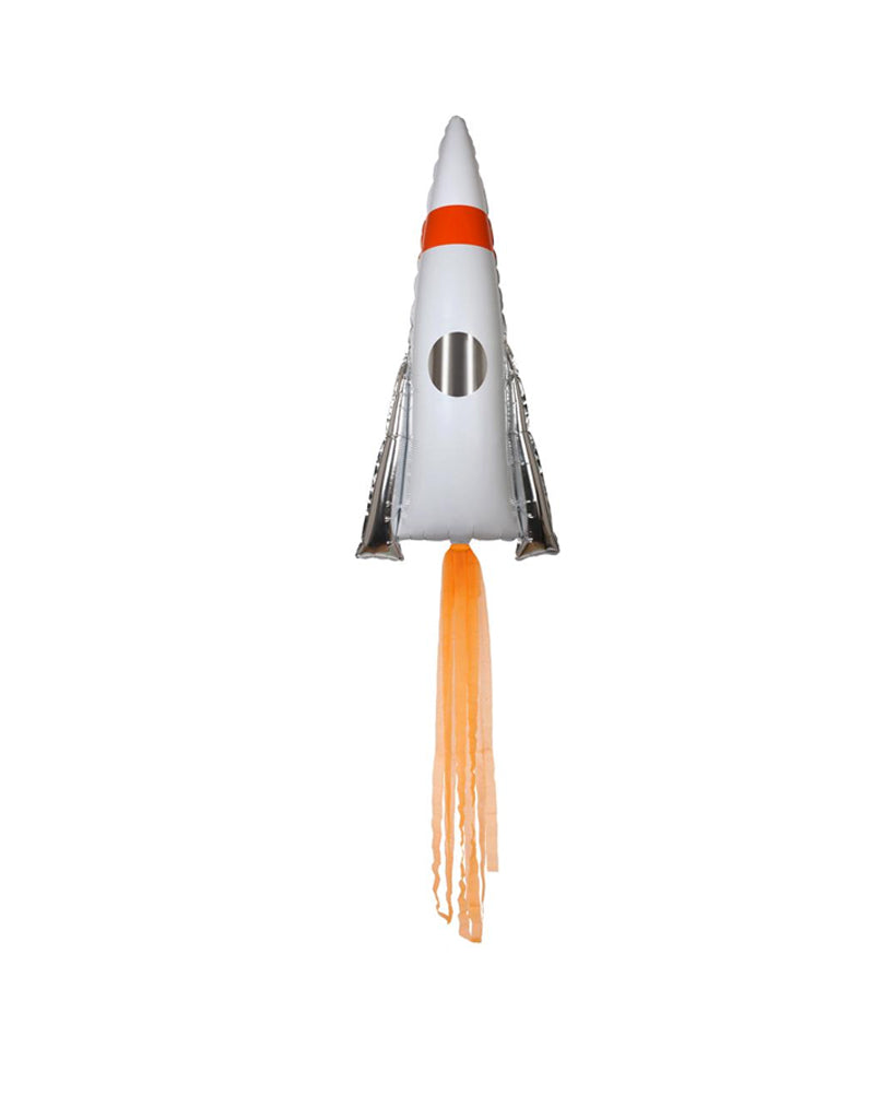 Rocket Balloon with Helium