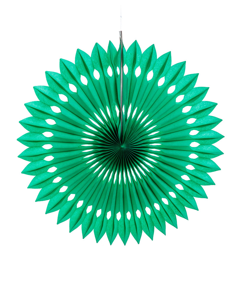 Large Green Fan