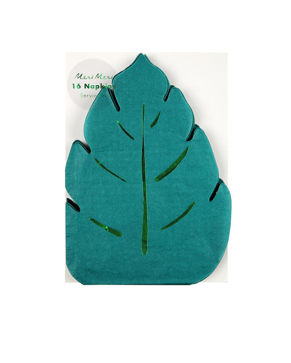 Jungle Leaf Napkin