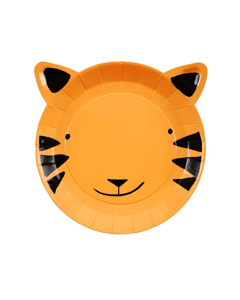 Jungle Tiger Plates