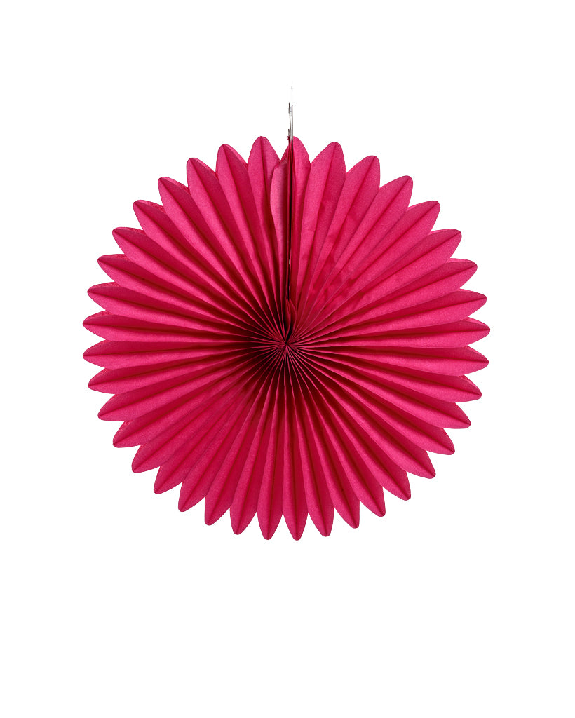 Medium Fuchsia Fan