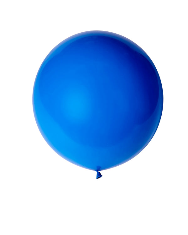 Royal Blue Large Balloon