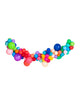 Small Rainbow Balloon Garland Inflated