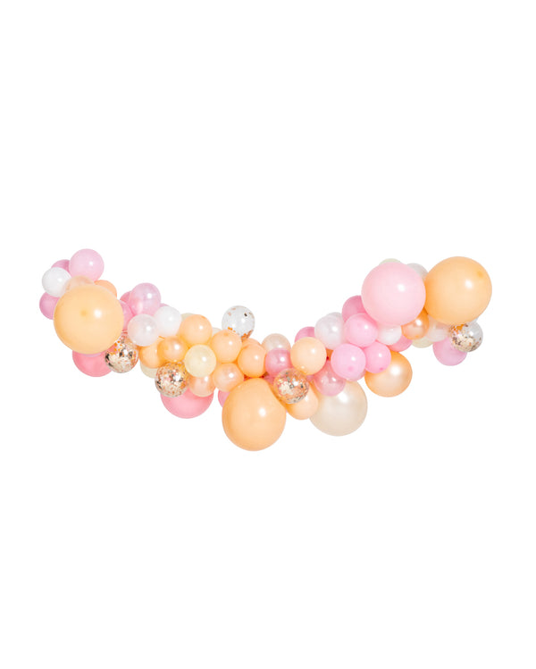 Small Blossom Balloon Garland
