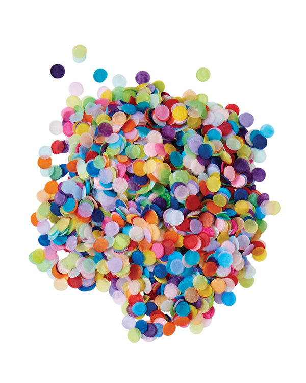 Rainbow Mini Confetti