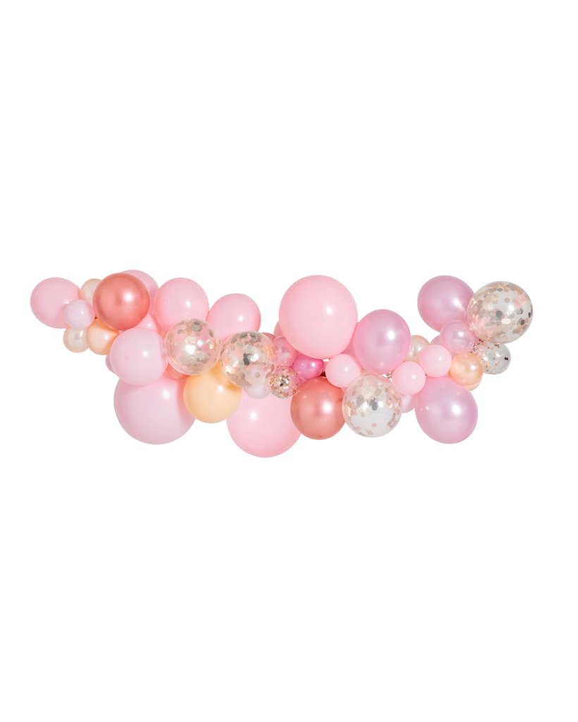 Medium Blossom Balloon Garland