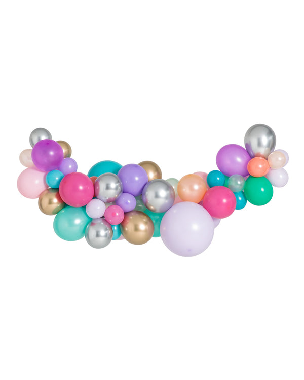 Medium Mermaid Balloon Garland