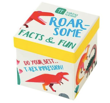 Roarsome Dino Facts and Fun