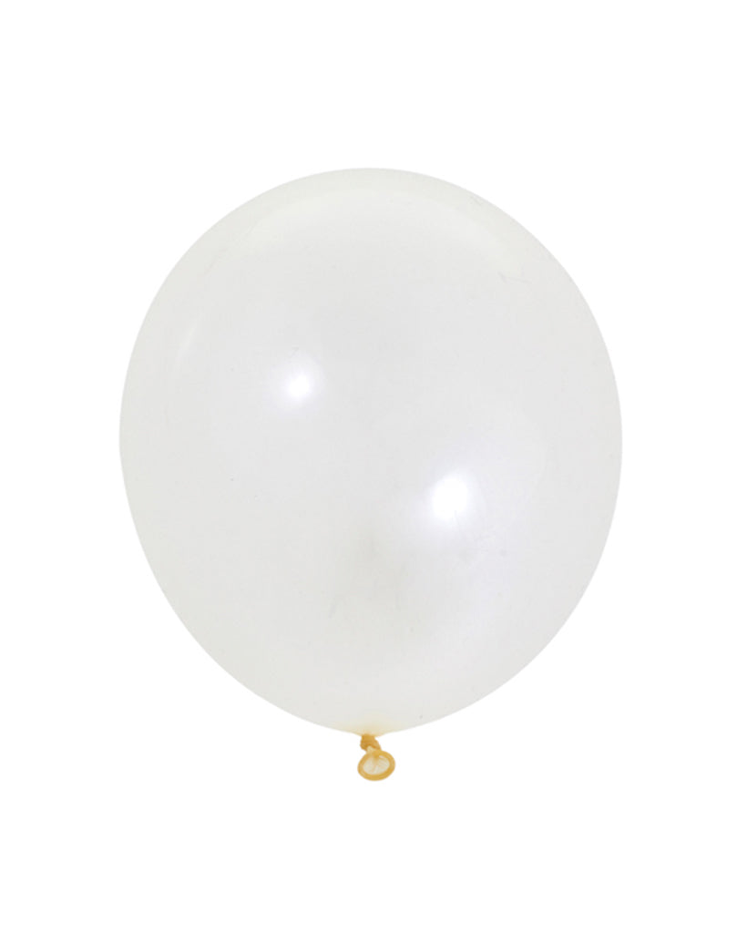 Clear Standard Balloons