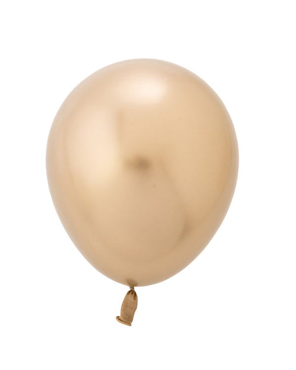 Chrome Gold Standard Balloons
