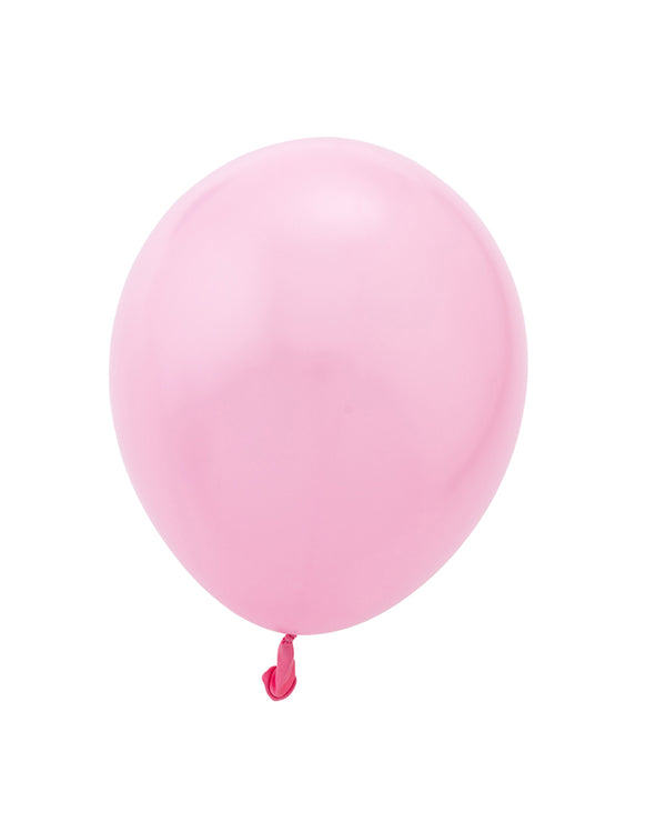 Pearl Pink Standard Balloons