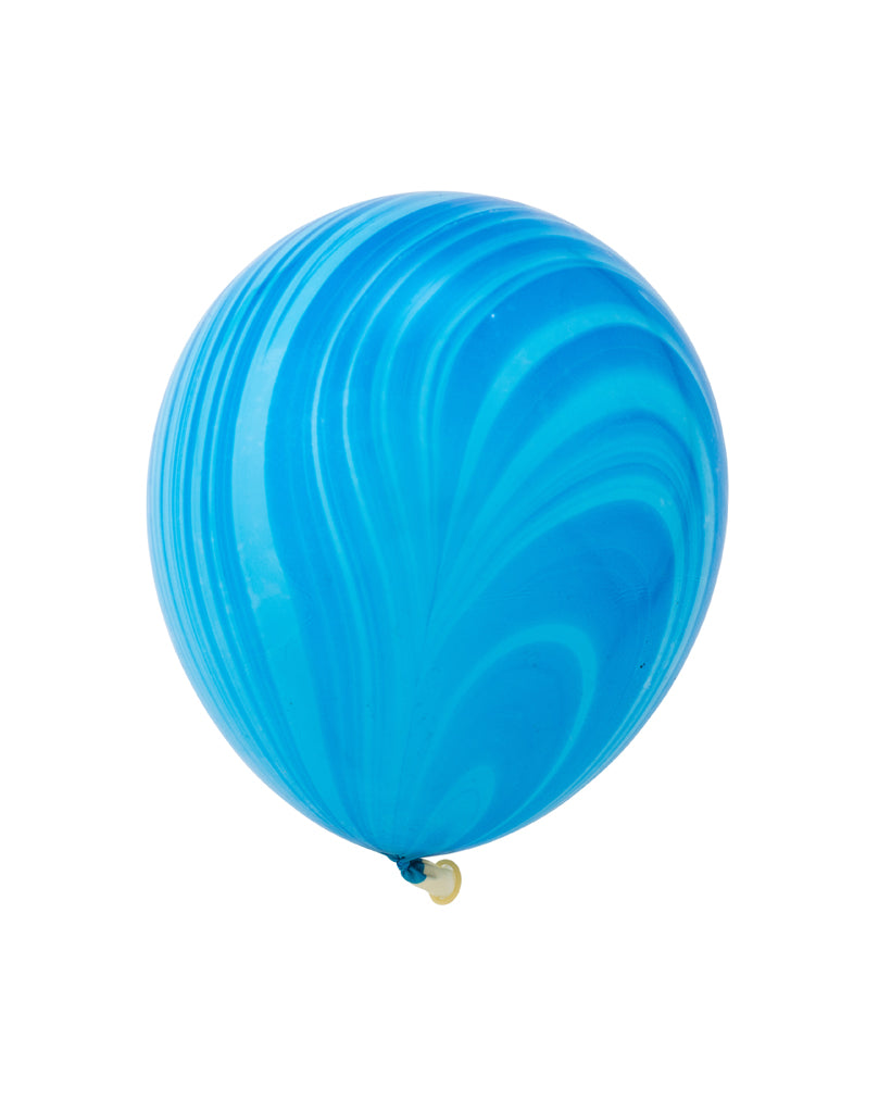 Blue Marble Standard Balloons