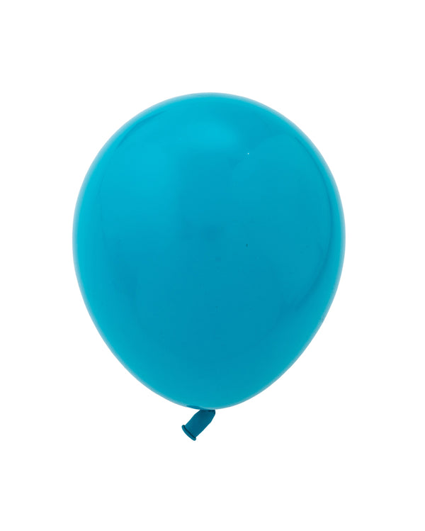Tropical Teal Standard Balloons