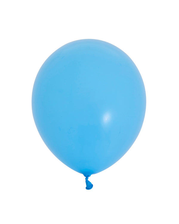 Pale Blue Standard Balloons