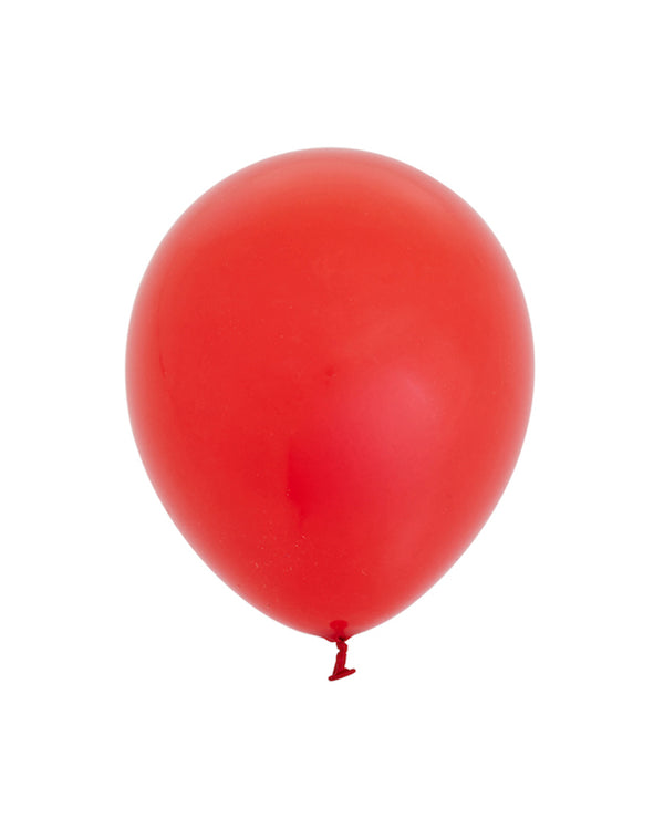 Red Standard Balloons