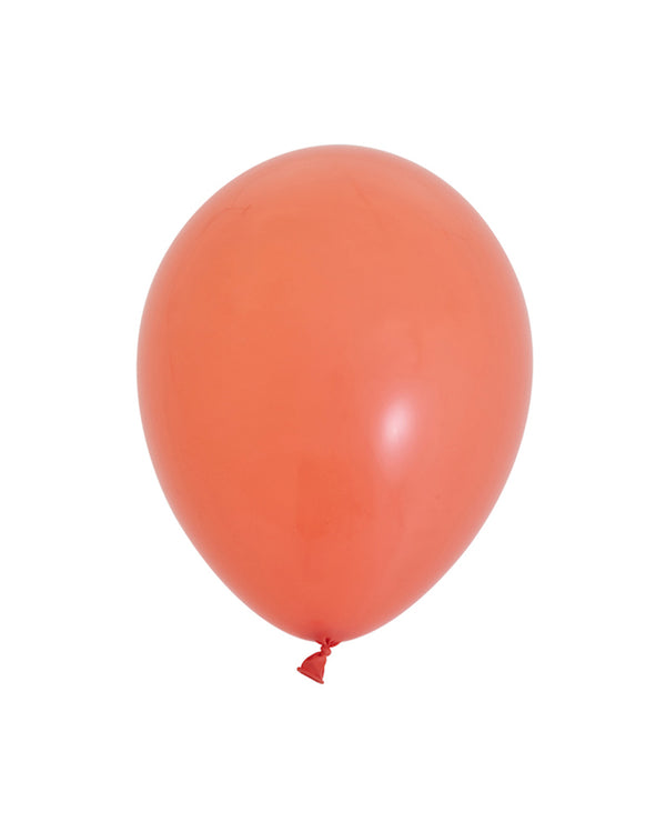 Coral Standard Balloons