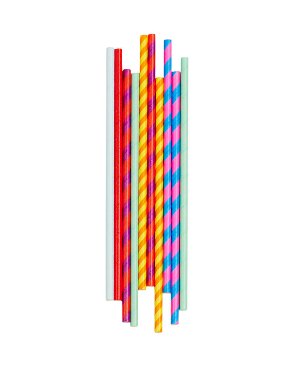 Cool Kids Straw Set