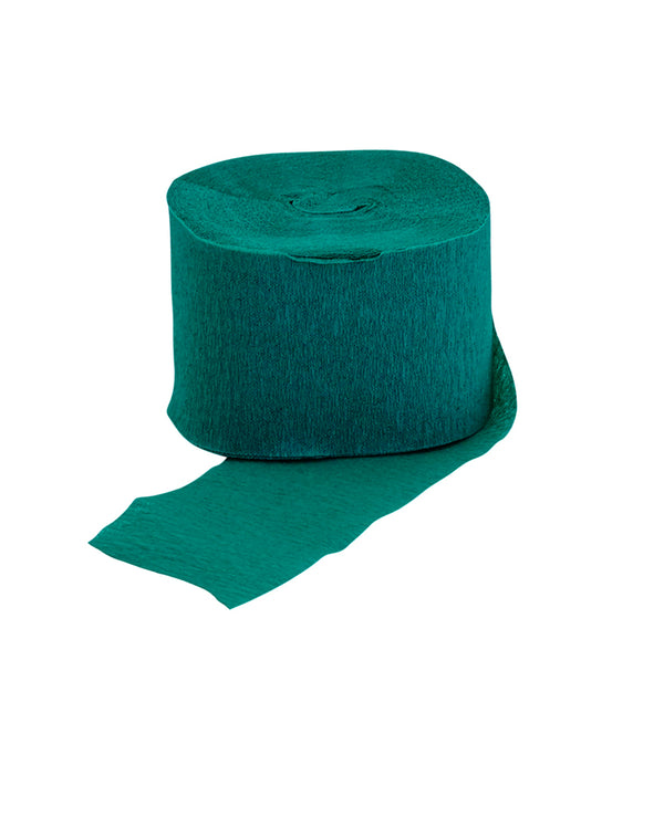 Teal Streamer Roll