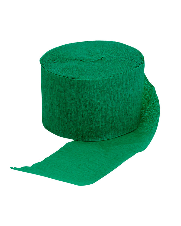 National Green Streamer Roll