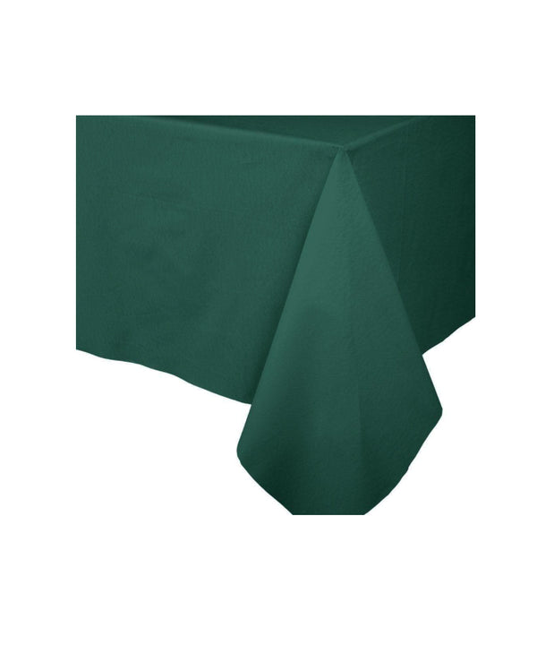 Green Paper Table Cloth
