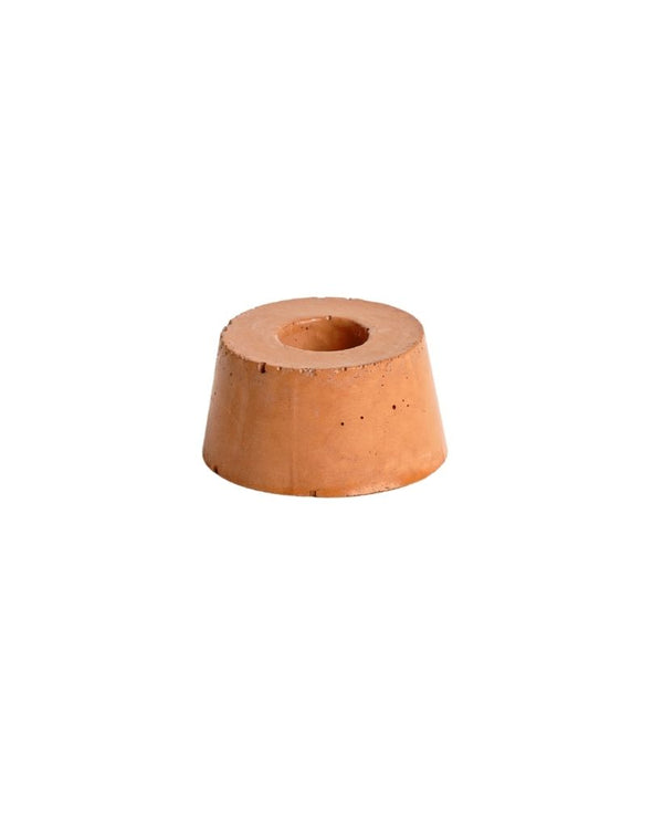 Terracotta Candle Holder