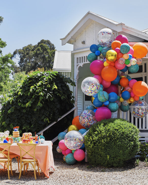 Large Wild Thing Balloon Garland