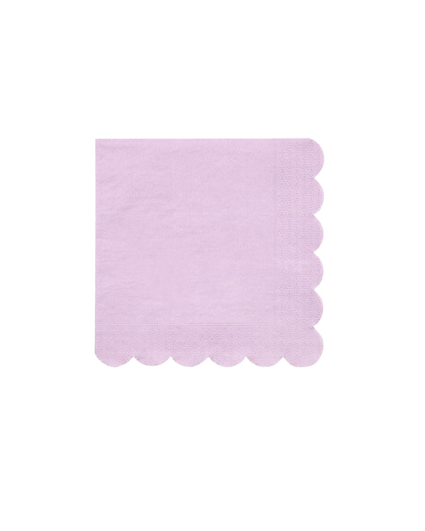 Lilac Small Napkins
