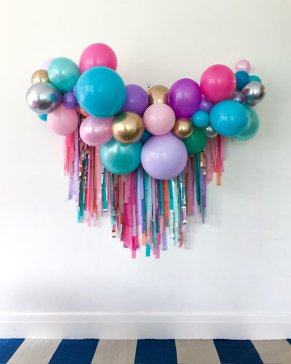 Mermaid Streamer Garland