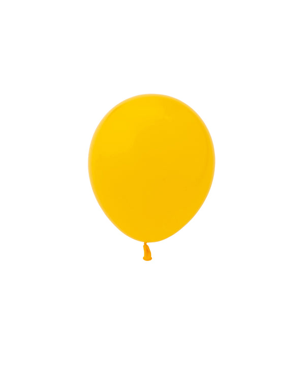 National Gold Mini Balloons
