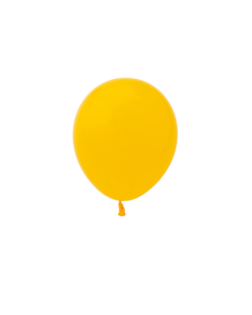 Goldenrod Mini Balloons