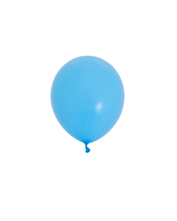 Pale Blue Mini Balloons