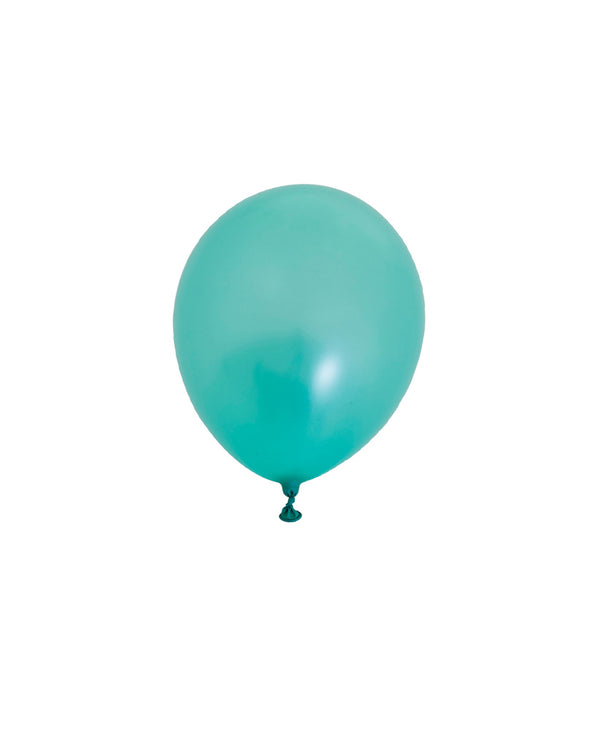Pearl Mint Mini Balloons