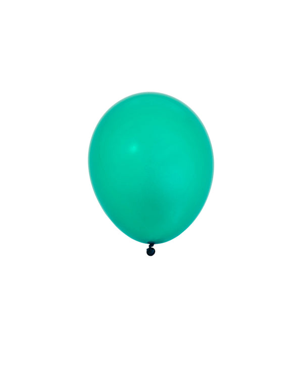 Emerald Green Mini Balloons