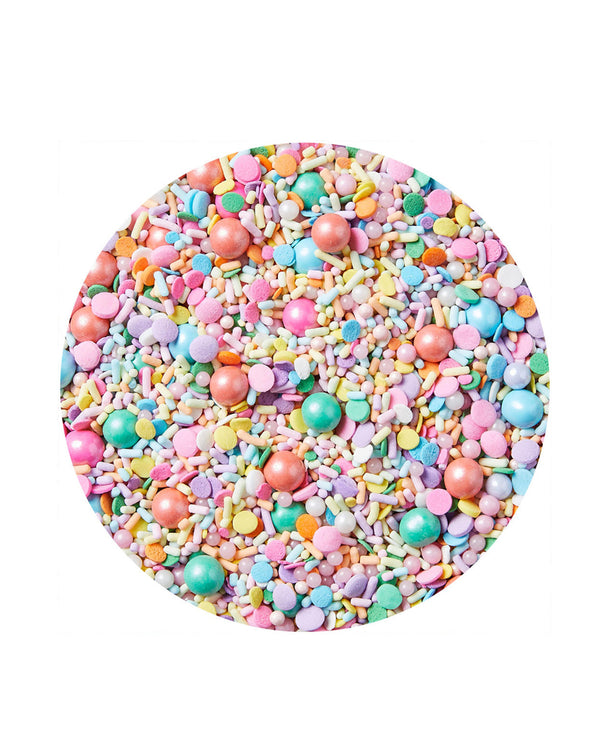 Sucre x Poppies Pastel Rainbow Sprinkles