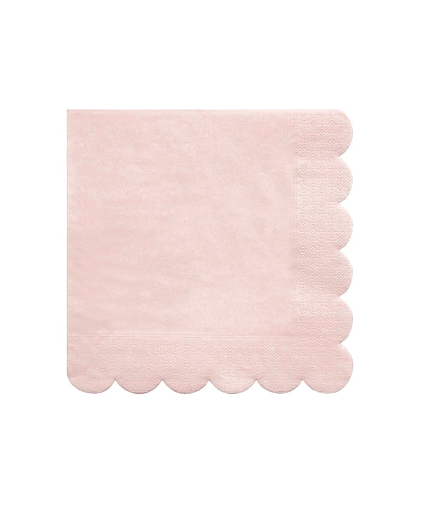 Pink Large Napkins
