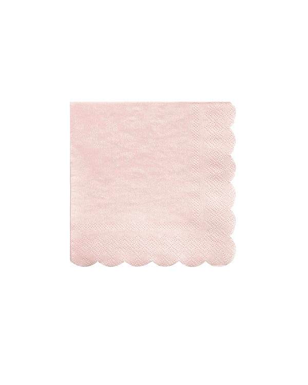 Pink Small Napkins